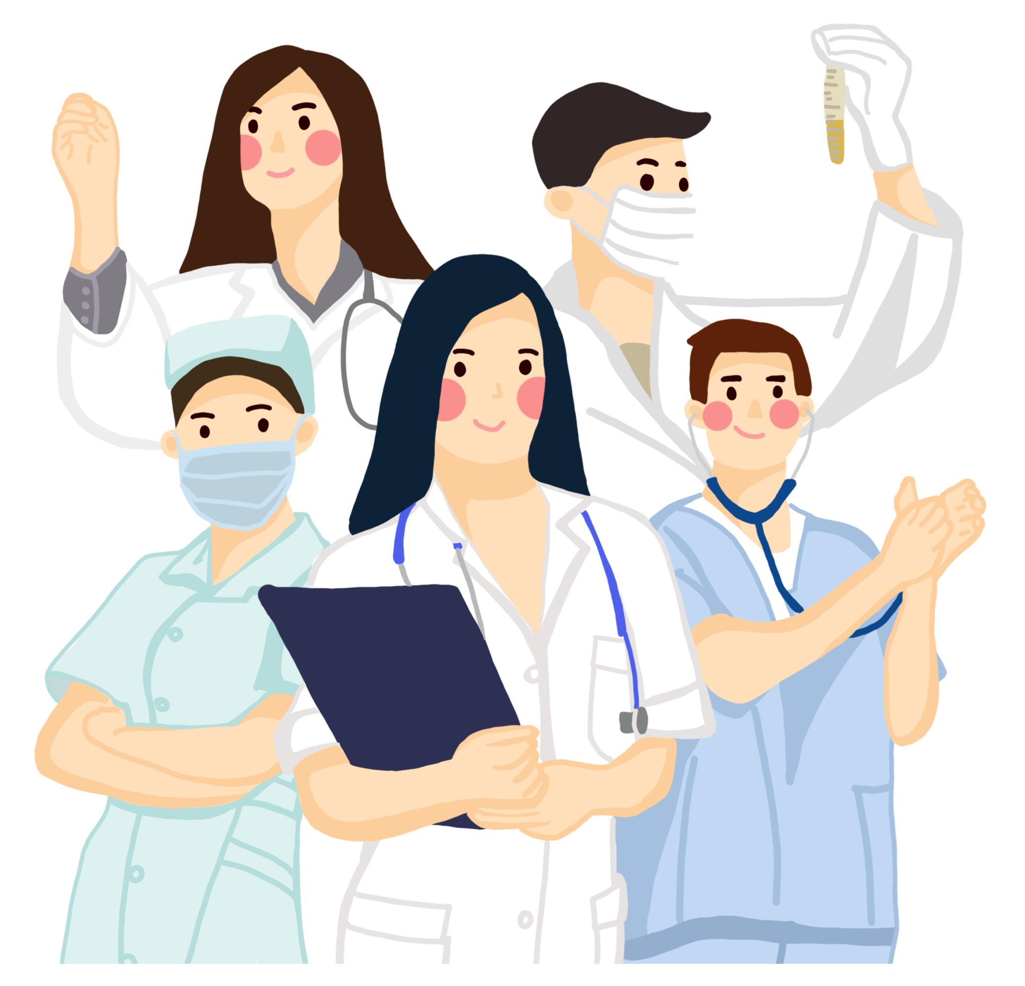 —Pngtree—medical medical class medical personnel_3851411